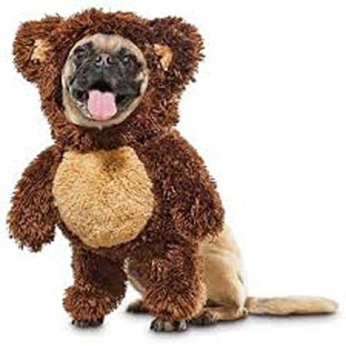 Bootique Teddy Bear Dog Costume Large