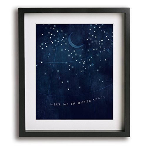 Blues Music Lyrics (Stellar | Incubus inspired song lyric art print - romantic anniversary gift idea)