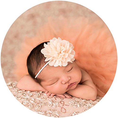 Miugle Baby Girl Headbands Bows