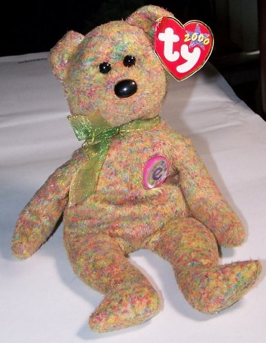 Image Unavailable. Image not available for. Color  Ty Beanie Babies Speckles  8 Bear ... dca242eb47e4