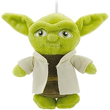 Amazon.com: Star Wars Yoda Christmas Tree Ornament Fabric ...
