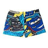 Boy's Swimwear Sport Shorts Beach Shorts Swim Trunks Car,Blue