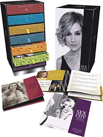 Share Sex and city complete season collectors edition