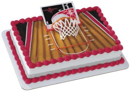 NBA Slam Dunk Houston Rocket Decoset ()