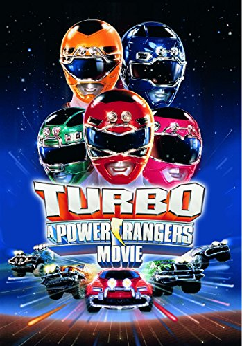 Amazon Com Turbo A Power Rangers Movie Jon Simanton