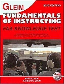 2019 Fundamentals of Instructing Knowledge Test *NEWEST* GLEIM FOI-19