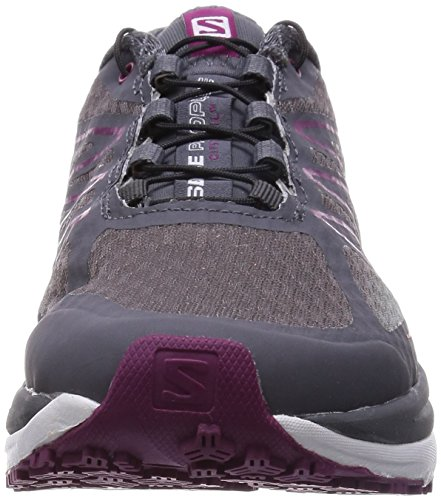 Purple Women's Cloud Mystic Light Propulse Shoes Grey Running Sense Onix Salomon Dark Grau qW74EwBcOx