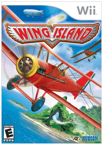Wing Island - Nintendo Wii