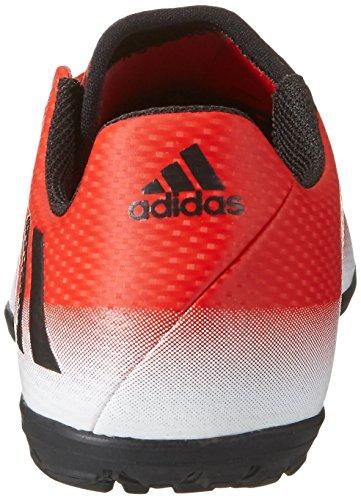 adidas Jungen Messi 16.3 Tf Futsalschuhe Mehrfarbig (Red/cblack/ftwwht)