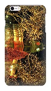 lovely picture tpu phone case/shell for your iphone6(Christmas) by kelly reese to make your phone great