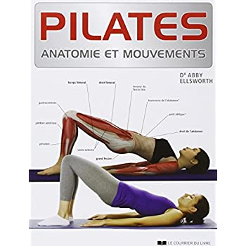 Pilates ; anatomie et mouvements