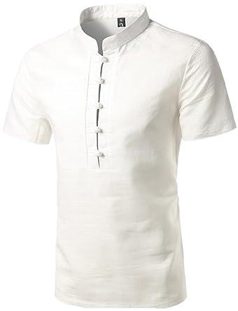 Punk family - Camisa Casual - para Hombre: Amazon.es: Ropa y ...