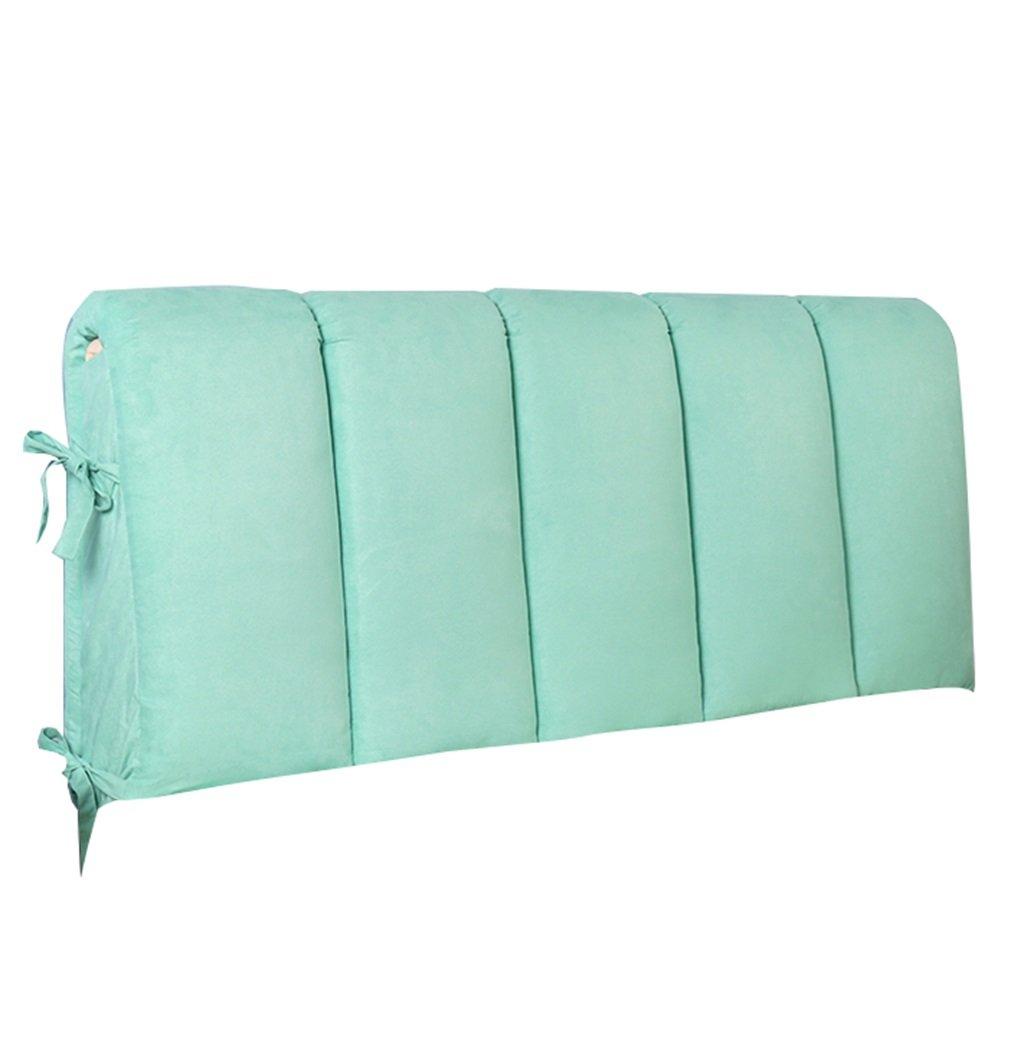 抱き枕 枕の背中のクッションは、本の枕として使用することができます枕の腰のクッションの首の枕の背もたれベッドソファのぬいぐるみ枕(緑) (サイズ さいず : 200×8×50cm) 200×8×50cm  B07FLDF14R