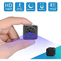 Spy Hidden Camera-1080P Portable Mini Security Camera