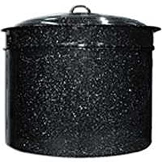 product image for Granite Ware 33-Quart Crab and Crawfish Cooker with Steamer/Drainer Insert, 3-Piece