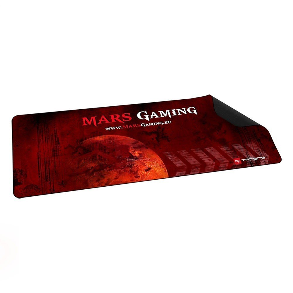 alfombrilla raton, mouse gaming pc rojos