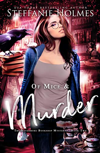 Pdf Thriller Of Mice and Murder (Nevermore Bookshop Mysteries Book 2)
