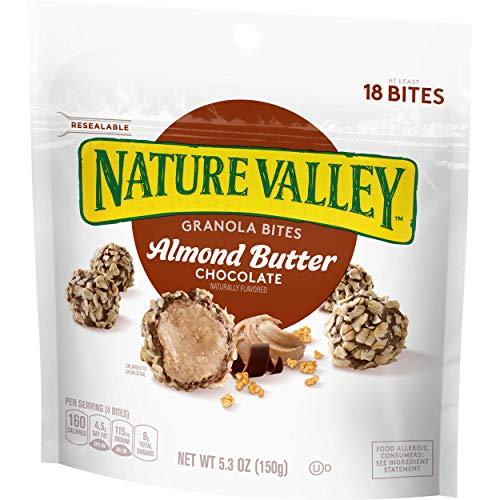 Nature Valley Almond Butter Chocolate Granola Bites 5.3oz