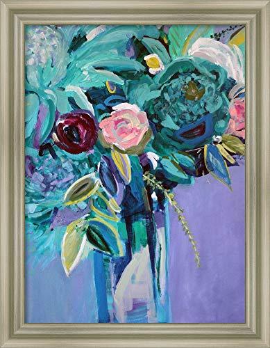 Canvas Art Framed 'Rejuvenation' by Jacqueline Brewer ()