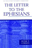 The Letter to the Ephesians (PNTC) (Pillar New Testament Commentary Series)