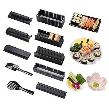 Sushi Maker Kit 10 Stuck Komplett Hause Sushi Making Kit Kuche Diy