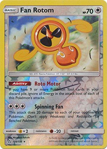 Pokemon 4X FROST ROTOM 41//156 RARE NM CARD ULTRA PRISM