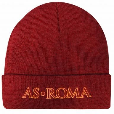 AS Roma Ufficiale (serie A) Winter Bronx cappello  Amazon.it  Sport ... 22821bc4b84f