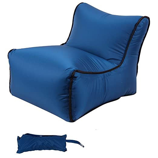 xiegons3 Silla Silla Inflable, Hinchable Aire Chaise Longue ...