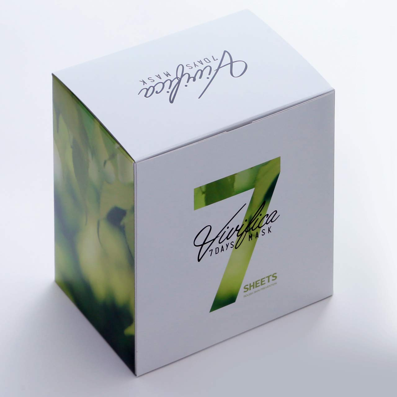 Vivifica 7DAYS MASK ROUGH SKIN PREVENTION (28枚入り) B07S7NMLMB  28枚