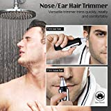 Ear and Nose Hair Trimmer Clipper - 2019