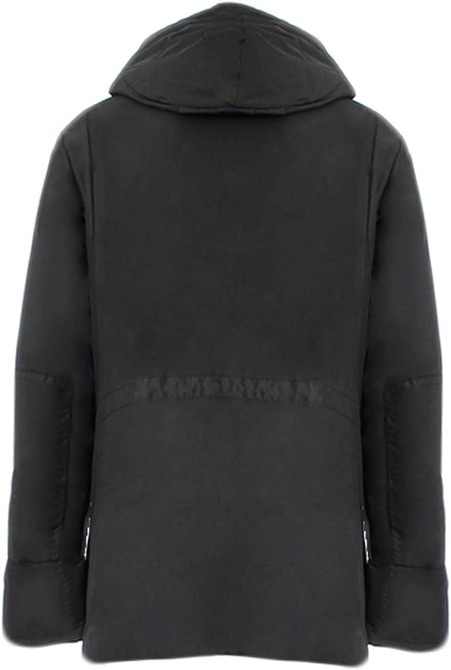 Peuterey Black Hasselblad Jacket for Men M