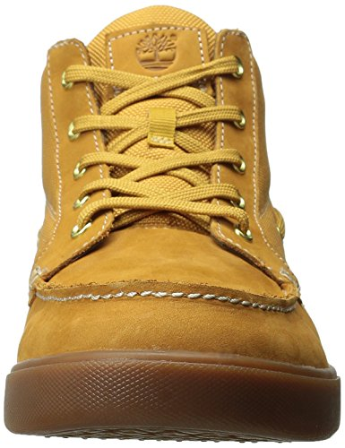 Timber Groveton Boat Chukka Wheat Nubuck