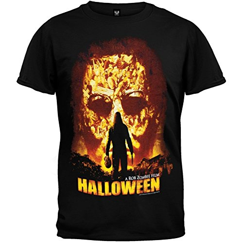 Halloween - Mens Evil Has Destiny T-shirt Medium Black (Halloween Evil Has A Destiny)