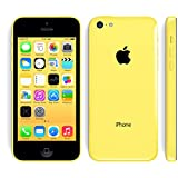 Apple iPhone 5C 32GB Factory Unlocked GSM Cell Phone - Yellow
