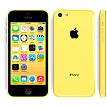 Apple iPhone 5C 8GB Factory Unlocked GSM Dual-Core Smartphone - Yellow