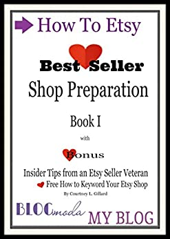 How To Etsy: Shop Preparation & Branding Book I Kindle Edition