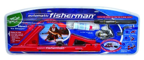 Automatic Fisherman AF33C Panfish 4BB Reel, 33-Inch, Medium by Automatic Fisherman