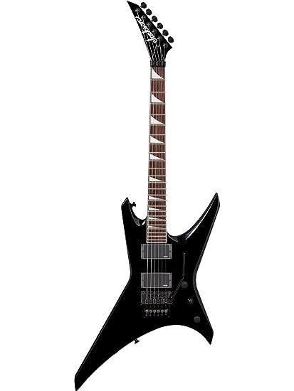 Jackson wrxmg Warrior – Guitarra eléctrica (negro)
