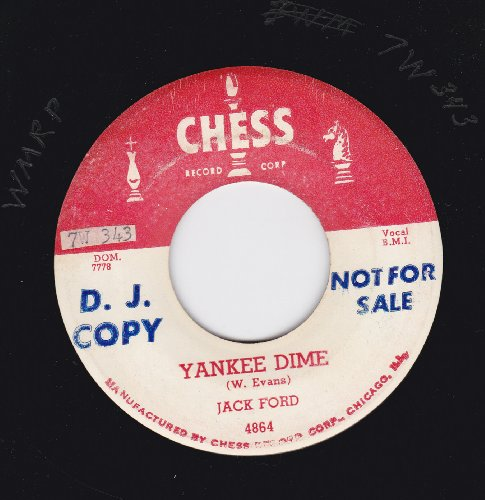 Yankee Dime/Teach Me To Love (7