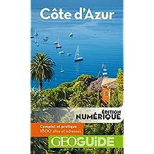 GEOguide Côte d'Azur (GéoGuide) (French Edition)