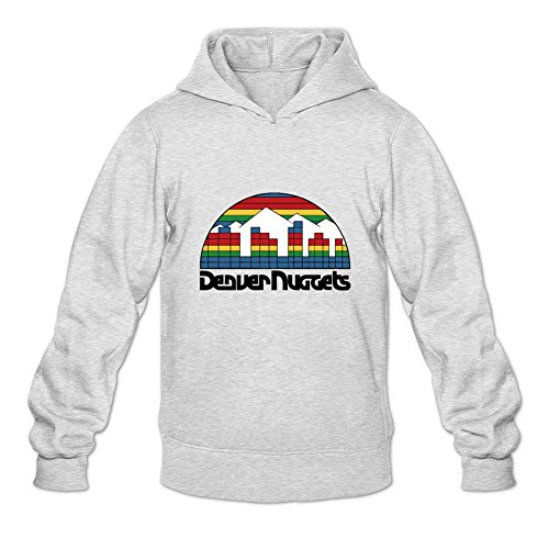 Oryxs Men's Denver Fans Sweatshirt Hoodie L Light - Denver Shops International Airport