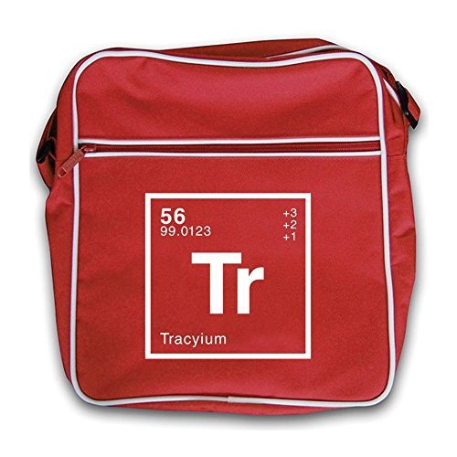 Flight Periodic Element Dressdown Bag Red Tracy Retro Ax0O4qTwI