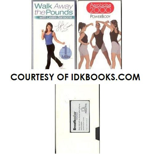 walk-away-the-pounds-1-mile-with-leslie-sansone-plus-2-free-vhs-aerobicise-2000-powerbody-intense-ae