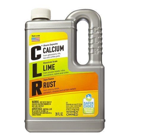 すぐに。ClrカルシウムライムRust cleaner28.0 FL OZ (2pk) B07CS5H9F1