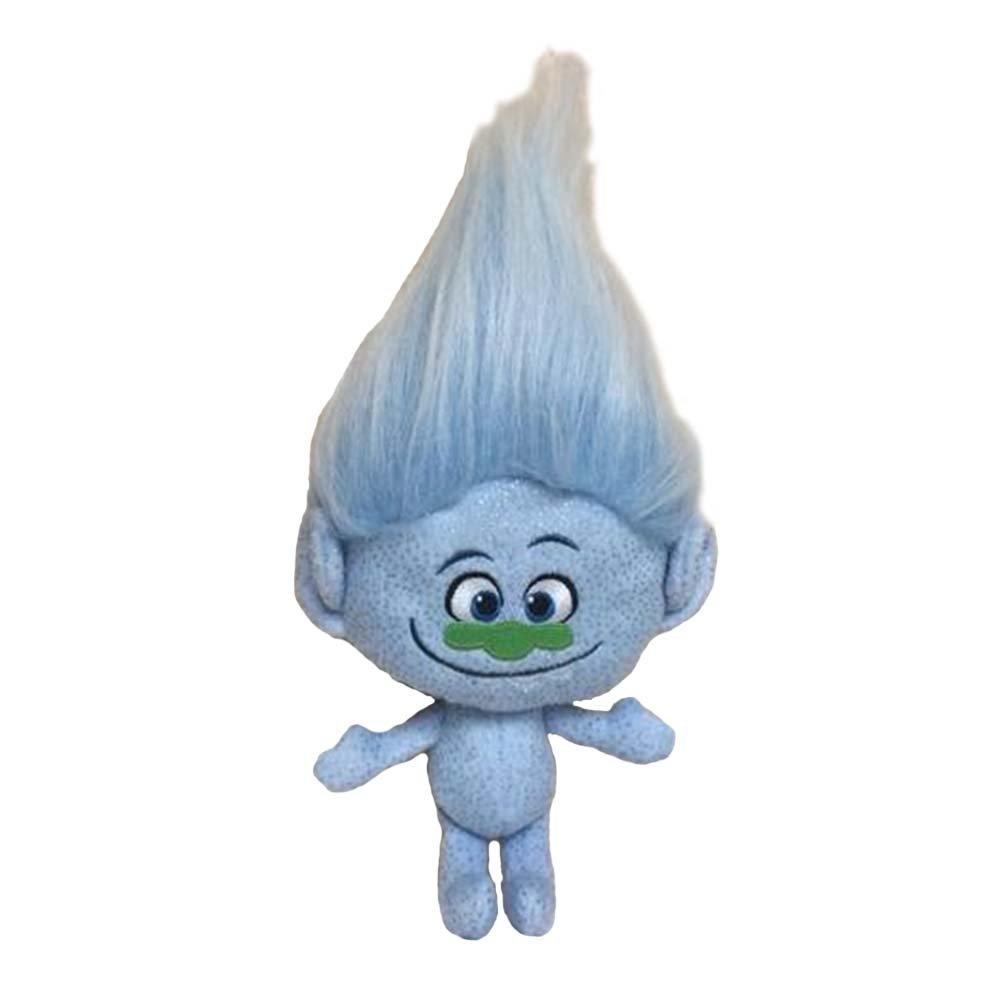 Colorful Trolls Cute Plush Toy Soft Stuffed doll by New Brand