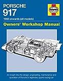 Porsche 917 Owners' Workshop Manual