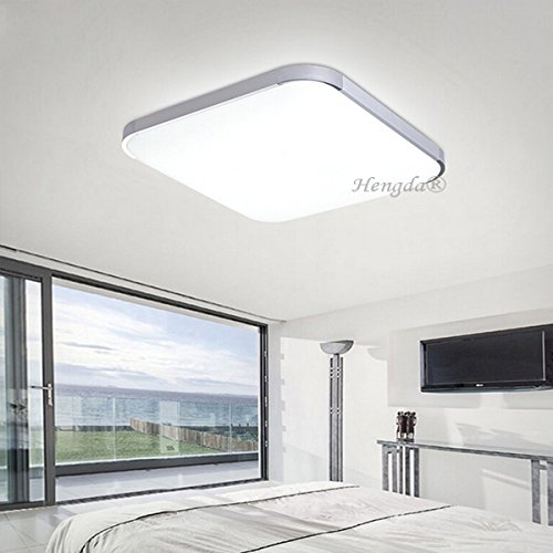 Hengda 36w led white 3240lm flush ceiling lights living room hengda 36w led white 3240lm flush ceiling lights living room ceiling lamp bathroom lighting ip44 mozeypictures Image collections