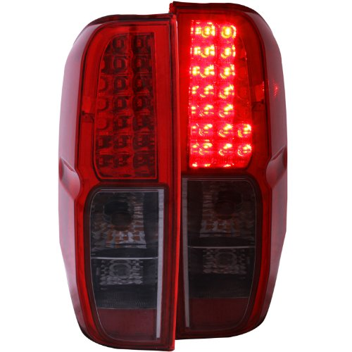 nissan frontier led taillights - 4