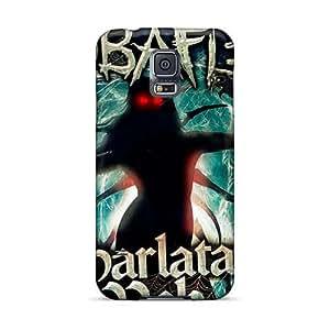 Marycase88 Samsung Galaxy S5 Perfect Hard Phone Case Allow Personal Design Fashion Breaking Benjamin Skin [ibo15492vZkp]