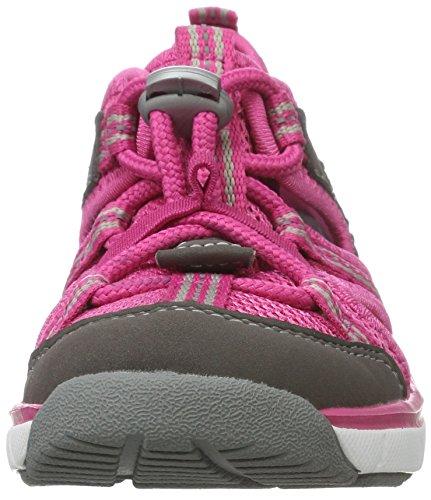 Gris Fille Lumis Sneakers Kombi Basses Superfit Stone t8IZx7ww
